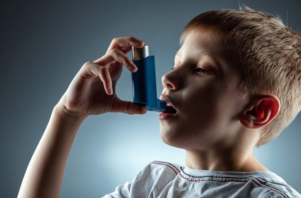 Estudo conclui que crianças com asma não estão em maior risco de contrair o vírus