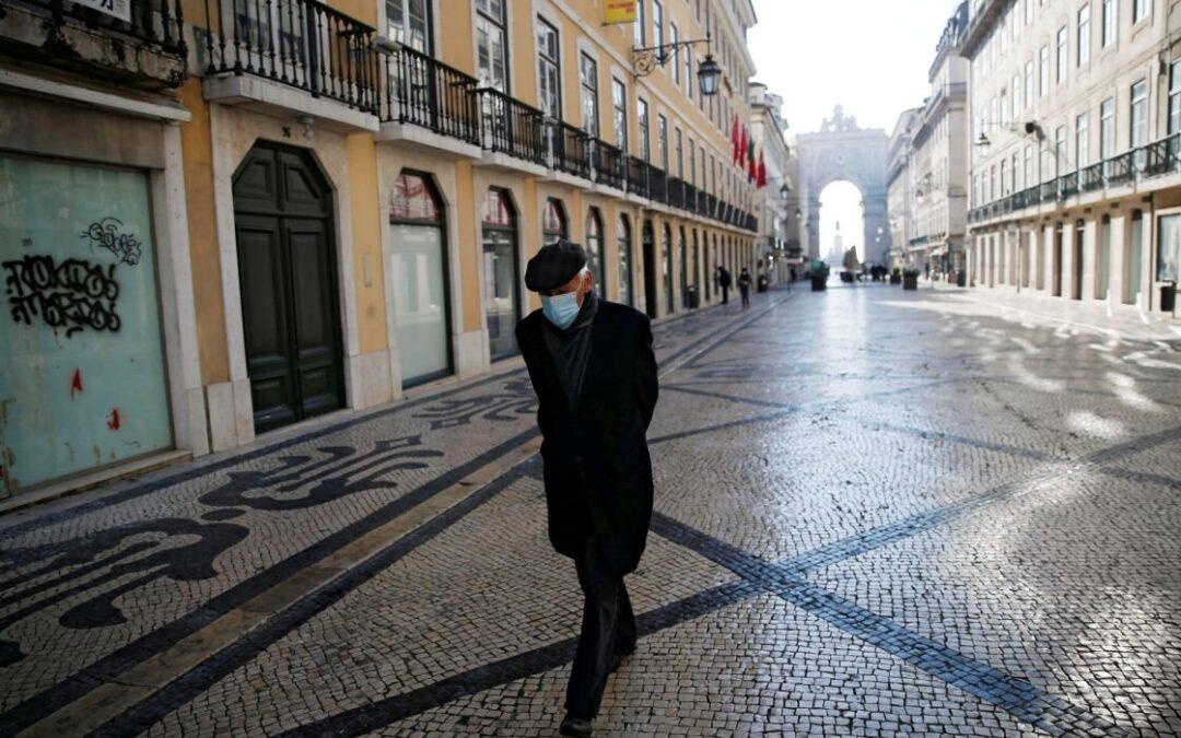Portugal regista este sábado 33 mortes e 1.071 casos confirmados