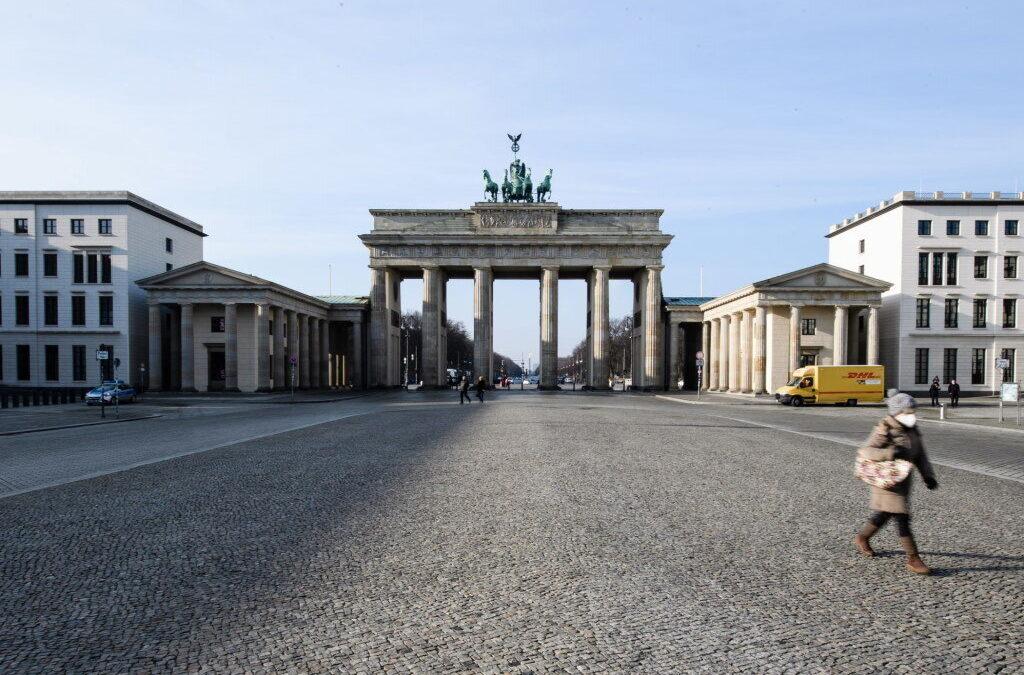 Alemanha contabiliza com quase 400 mortos e dez mil casos em 24 horas