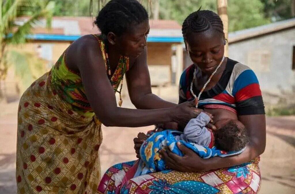 VIH: Estudo traz nova esperança na eliminação da transmissão mãe-filho