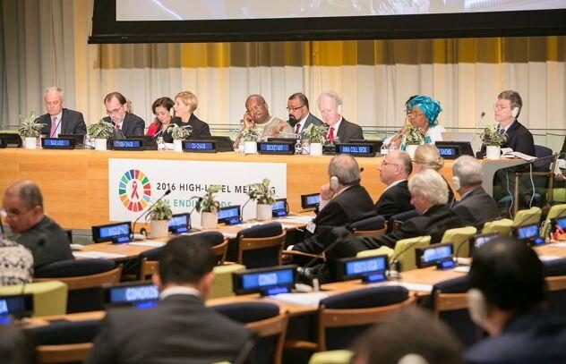ONUSIDA prepara nova estratégia mundial sobre VIH/SIDA