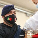 Todos os bombeiros vacinados com a primeira dose até ao final da semana, diz Eduardo Cabrita