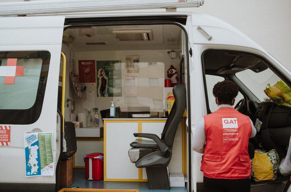 GAT reforça serviços de rastreio na Península de Setúbal