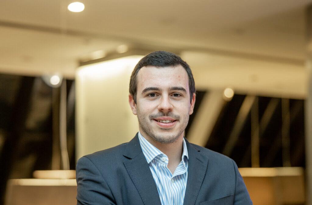 """Filipe Machado: """"Formação e incentivo à investigação são as prioridades do Núcleo de Internos da SPH"""""""