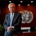 """Guterres considera que confronto entre EUA e China é """"perigoso para o mundo"""""""