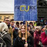 Jovens exigem um melhor futuro profissional em conferência da UE